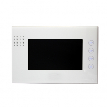 "7-Zoll Touchscreen-Monitor ""White Observe"""